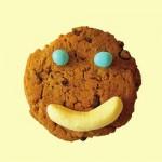 Gülümseme ile satın alınan kekler