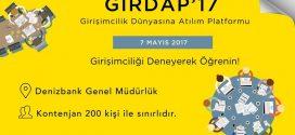 Girişimcilik Dünyasına Atılım Platformu – GirDAP '17